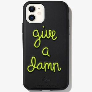 "Sonix ""Give A Damn"" iPhone Case XS, 11 Pro, X"